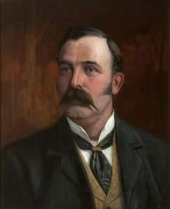 'Portrait of an Edwardian Gentleman' by Unknown Artist