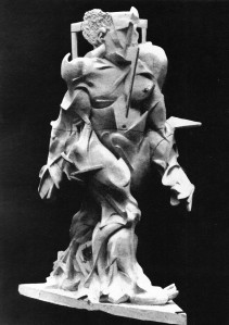 Umberto Boccioni, 'Synthesis of Human Dynamism', 1913, destroyed