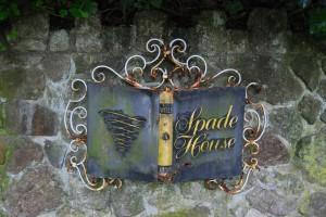 spade house