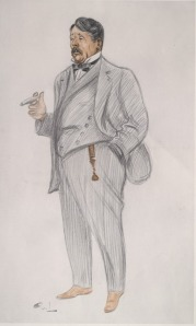 'The Business Man of Letters', Arnold Bennett in Vanity Fair, 1913