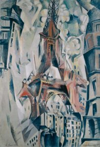 Robert Delaunat, 'Eiffel Tower', c.1910