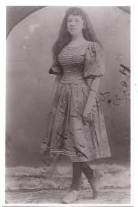 A Melbourne Clog-Dan cer, 1894