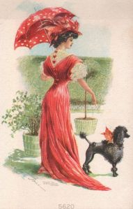 A Late Victorian Poodle